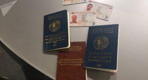 Как получить биометрический паспорт в Беларуси