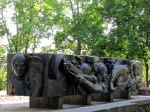 памятники в Гомеле