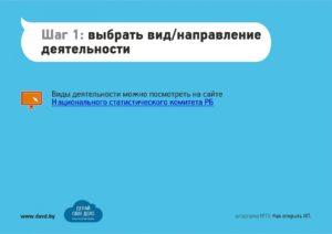 Как открыть ИП в Минске