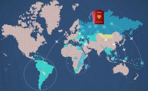 Куда и в какие страны белорусам не нужна виза в 2021 году